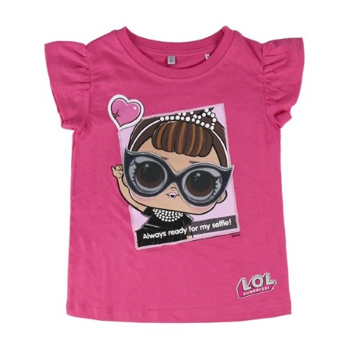 Cerd/á Camiseta Manga Corta Premium LOL para Ni/ñas