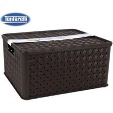 Tontarelli, Caja almacenaje...