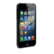 Microshell black for iphone 5