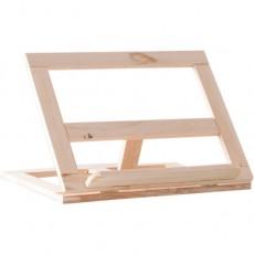 Atril libro madera