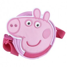 Bolso bandolera peppa pig,...