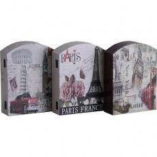 Caja llaves - 3 diseños...