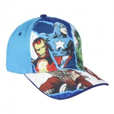 Gorra avengers, Color Azul
