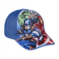 Gorra avengers, Color Azul...