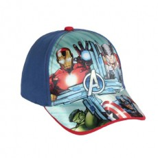 Gorra avengers, Color Azul...