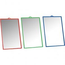 Espejo de vidrio 18x24cm -...
