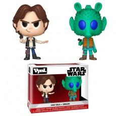 Figuras Vynl Star Wars Han...