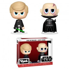 Figuras Vynl Star Wars...