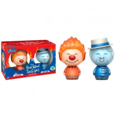 Set 2 figuras dorbz the...
