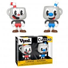 Figuras Vynl Cuphead & Mugman