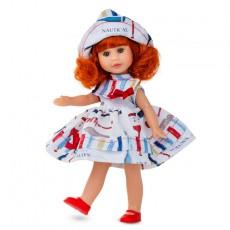 Muñeca irene pelirroja
