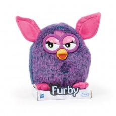 Peluche Furby soft morado 20cm