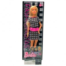 Muñeca barbie fashionista