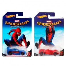 Coche Hot Wheels Spiderman...