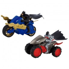 Vehiculos batman dc comics...