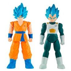 Figuras combate Goku Vegeta...