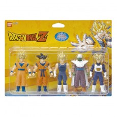 Set figuras dragon ball z...