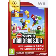 Wii new super mario bros...