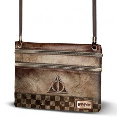Bolso harry potter deathly...