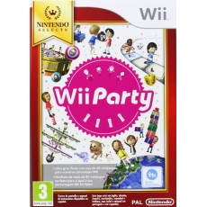 Wii nintendo selects wii party