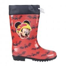 Botas lluvia pvc mickey...
