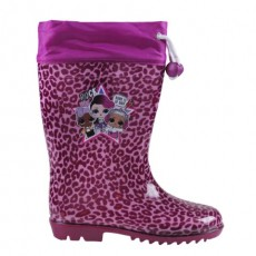 Botas lluvia pvc lol, Color...