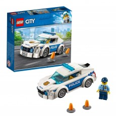 LEGO City - Coche Patrulla...