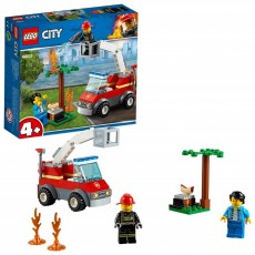 LEGO City - Incendio en la...