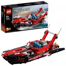 LEGO Technic - Lancha de...