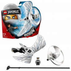 LEGO Ninjago - Zane:...