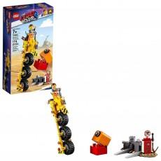 LEGO Película 2 - Triciclo...