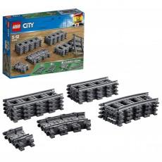LEGO City - Vías de Tren