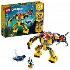 LEGO Creator - Robot Submarino