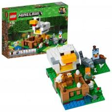 LEGO Minecraft - Gallinero