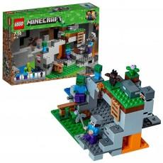 LEGO Minecraft - La Cueva...