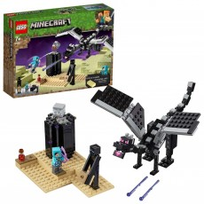 LEGO Minecraft - La Batalla...