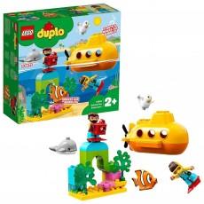 LEGO Duplo - Submarino de...