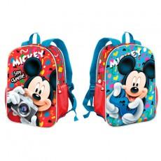 Mochila reversible Mickey...