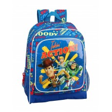 Mochila toy story 4 action...