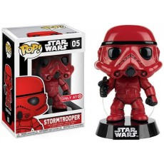 Figura pop star wars: red...