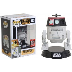 Figura pop! vinyl star wars...