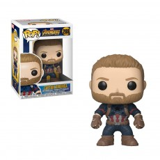 Figura pop marvel infinity...