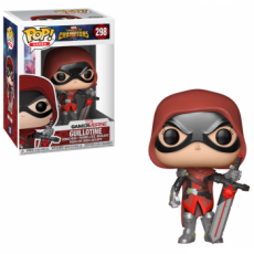 Figura pop marvel: coc...