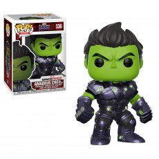 Figura pop marvel future...