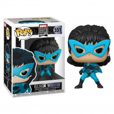 Figura pop marvel: black...