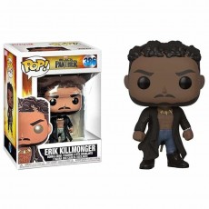 Figura pop marvel black...