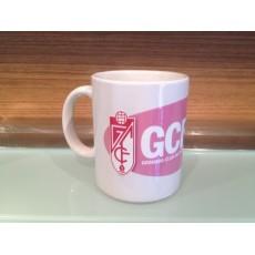 Taza ceramica granada c.f