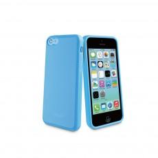Funda minigel azul iphone...