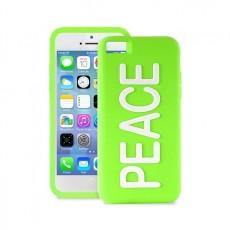 Funda silicona peace verde...