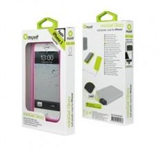 Funda minigel rosa iphone 5...